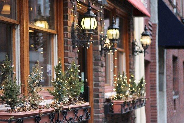 Vánoční osvětlení je hitem v exteriéru i interiéru
