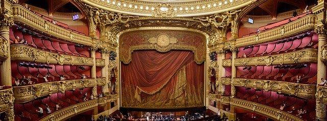 prostory divadla