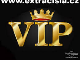 zlaté VIP číslo